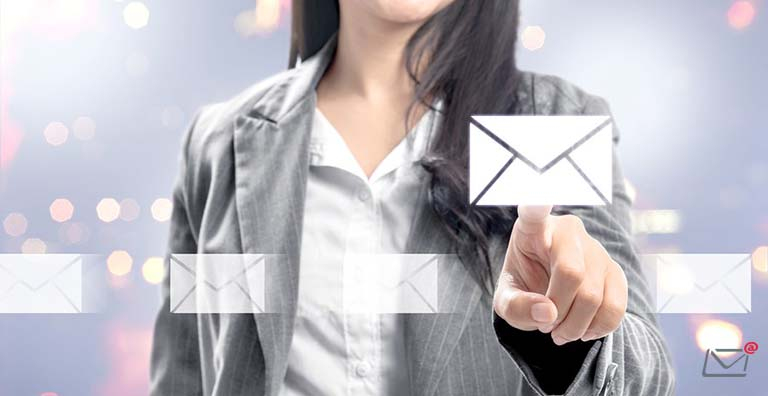Virtual Screen Emails