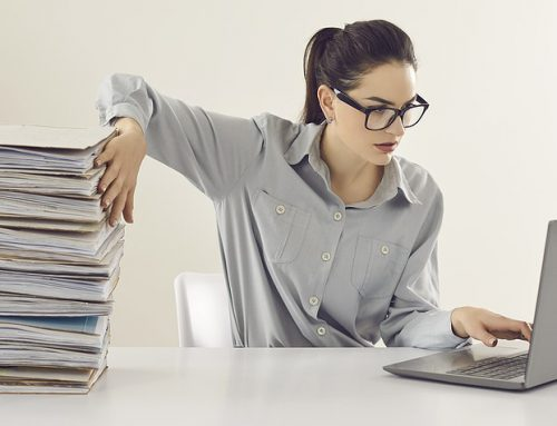 5 Ways the Paperless Office Boosts Productivity